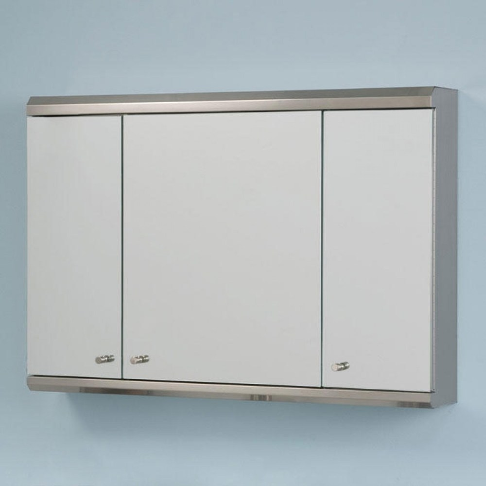 Vertical Sliding Medicine Cabinet