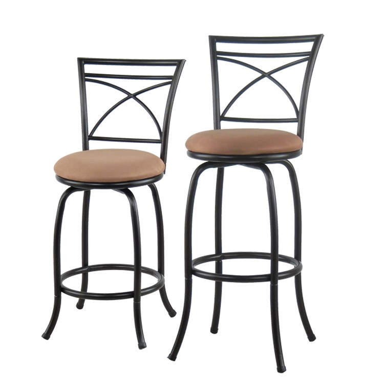 Vintage Bar Stools With Back
