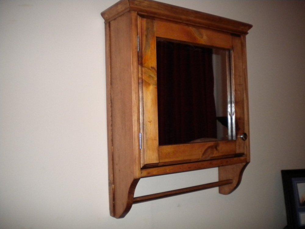 Vintage Bathroom Medicine Cabinet
