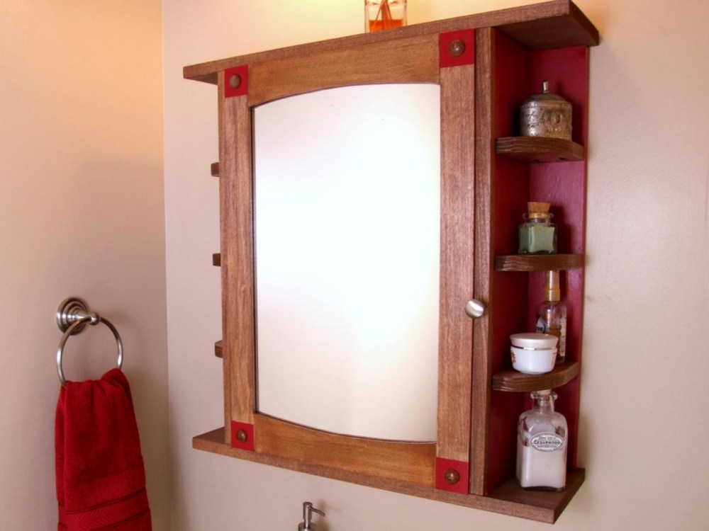 Vintage Style Bathroom Medicine Cabinets
