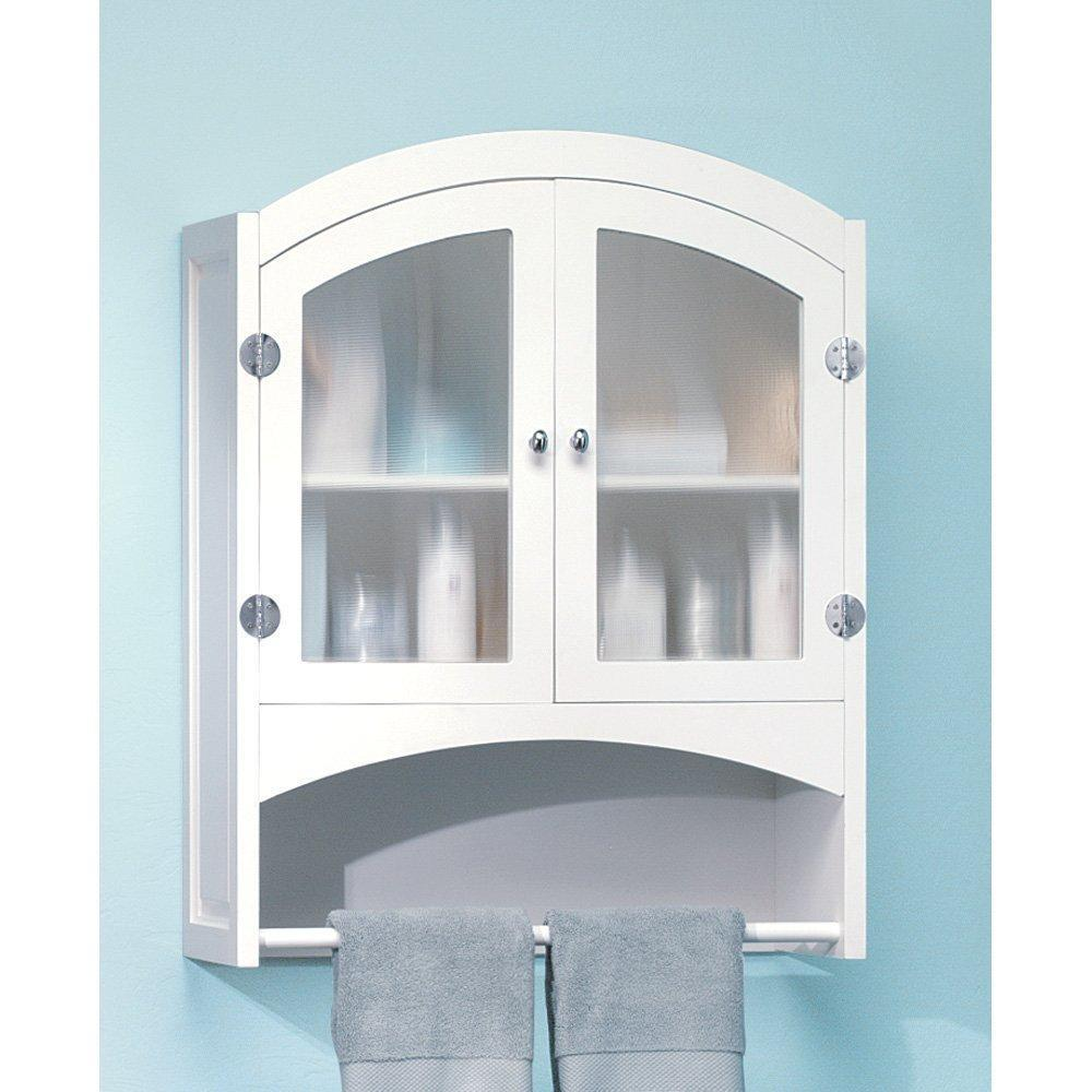 Wall Mounted Medicine Cabinets White