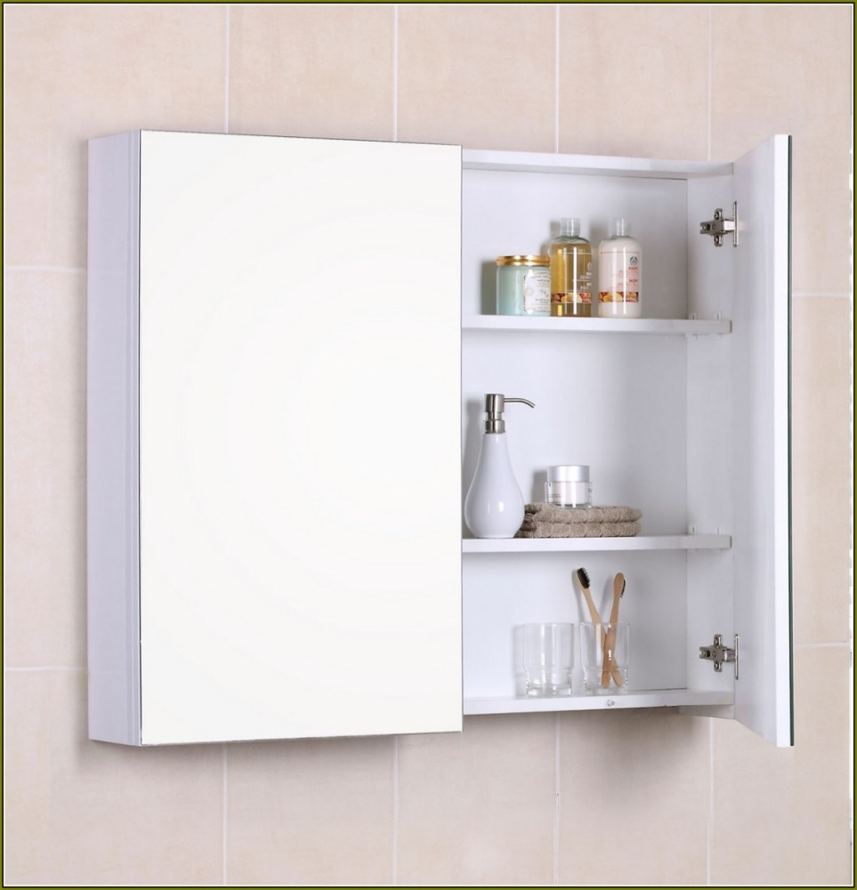Wall Mounted Medicine Cabinets Wood