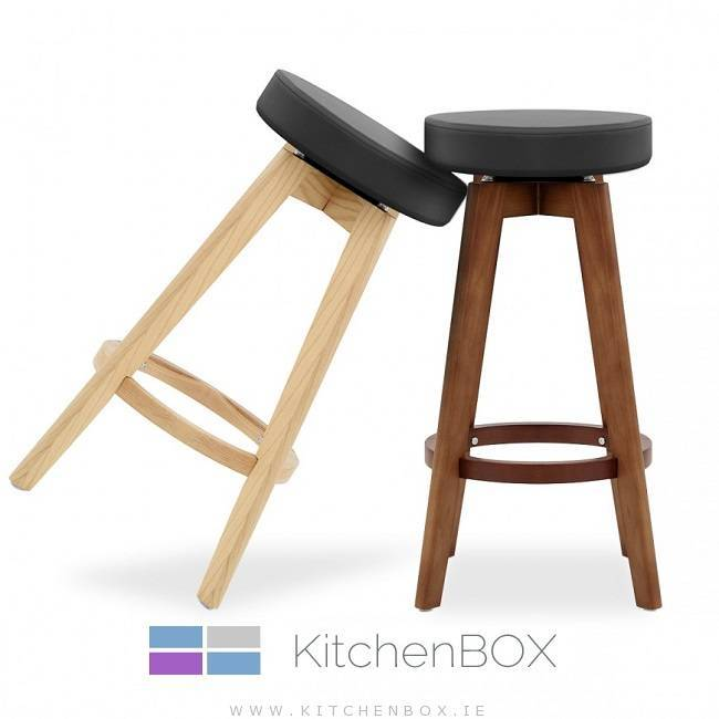 Walnut Bar Stools Ireland