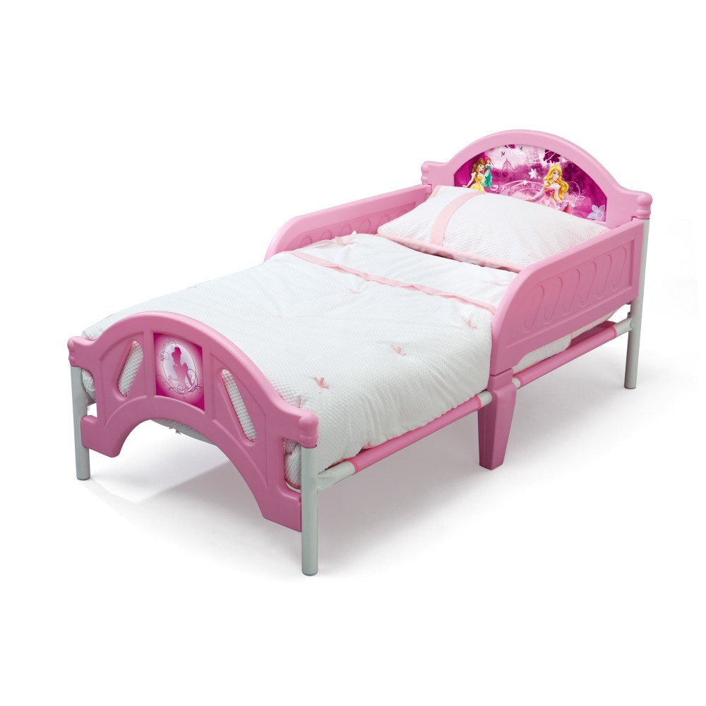 Wayfair Princess Toddler Bed