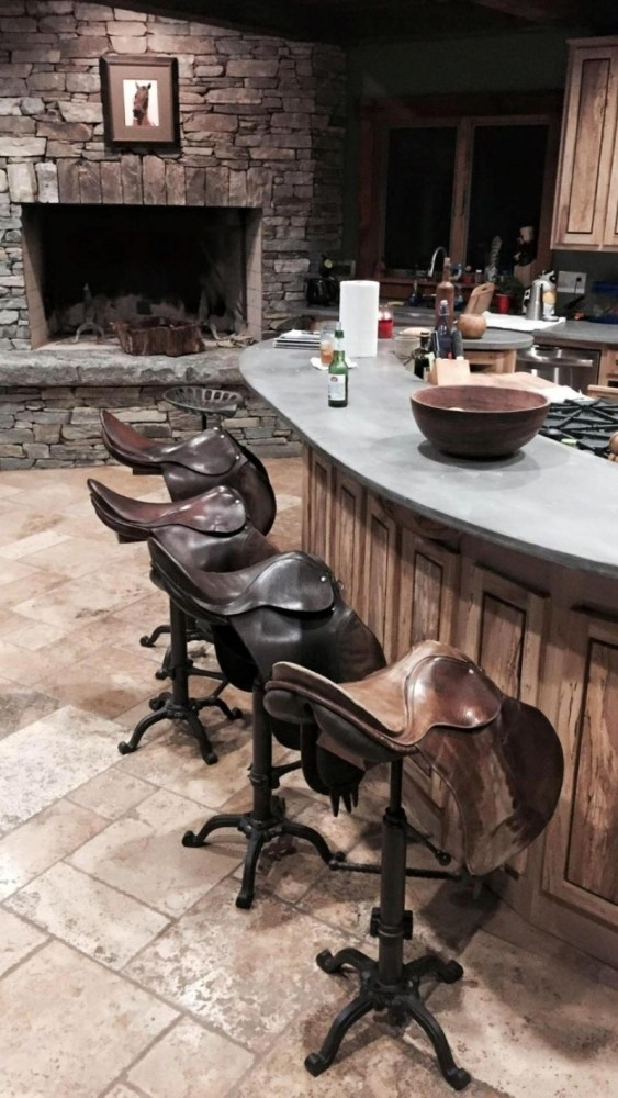 Western Bar Stools For Sale