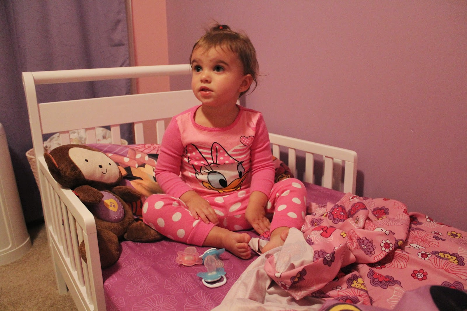 When To Put Baby In Toddler Bed