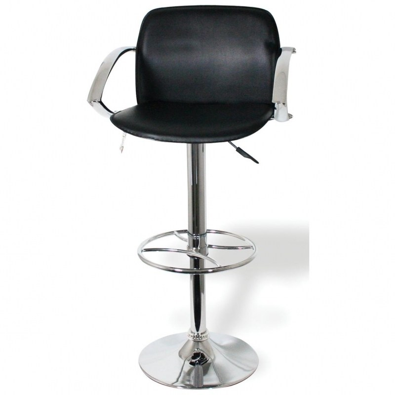 White Bar Stools With Arms