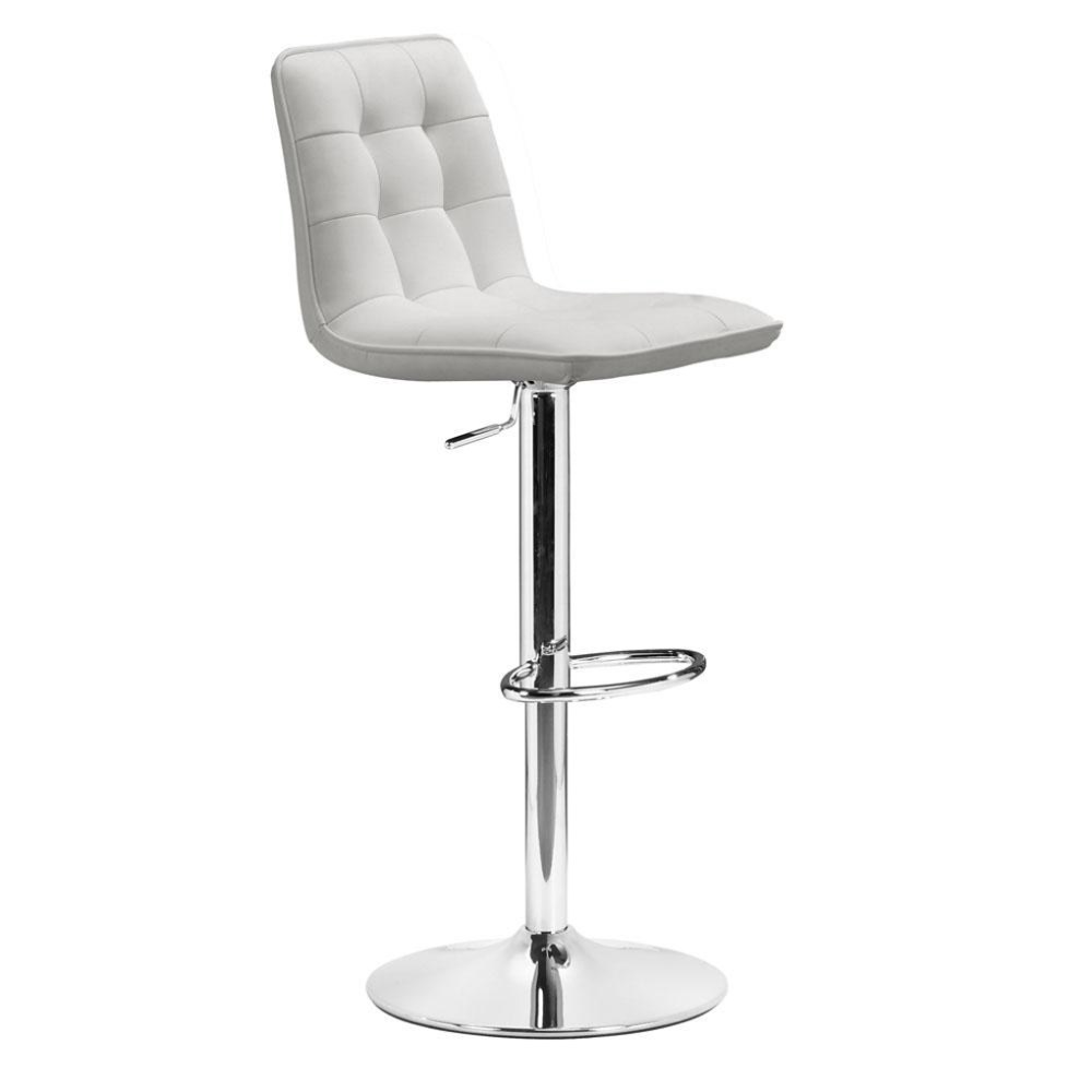 White Modern Bar Stools