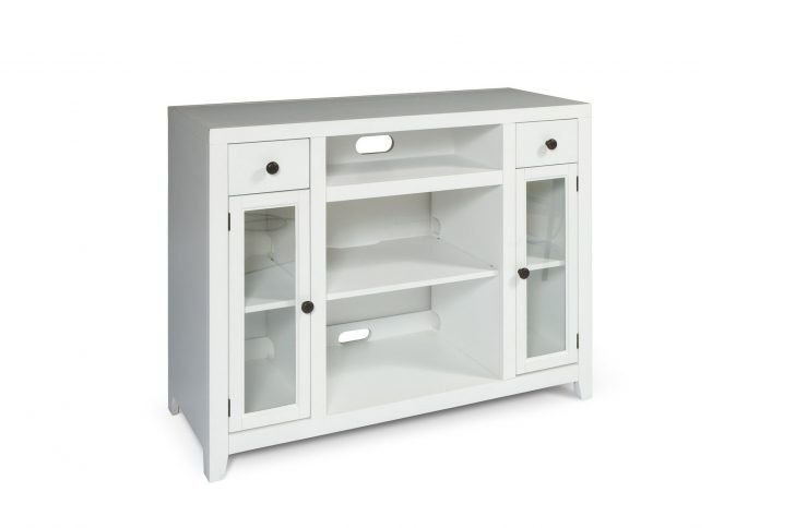 White Solid Wood Medicine Cabinet