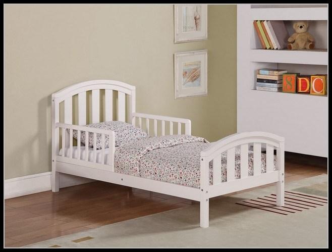 White Toddler Bed Walmart