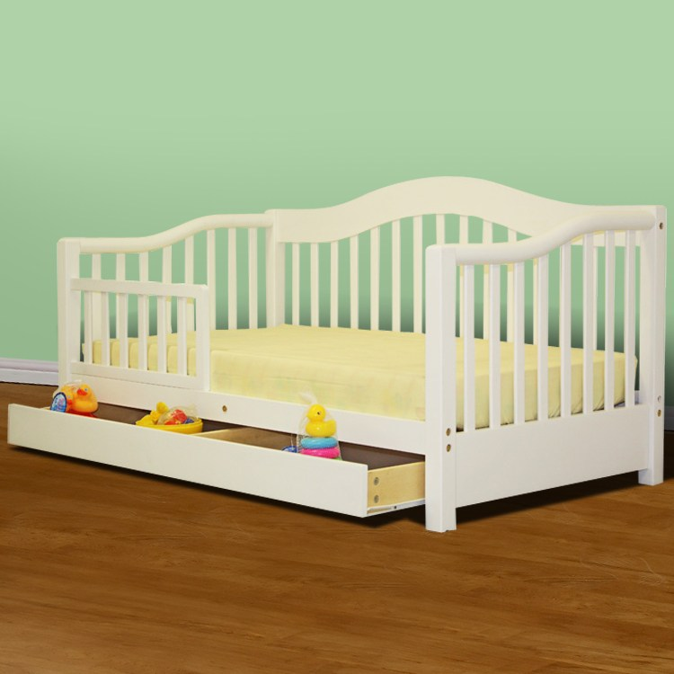 White Toddler Day Beds