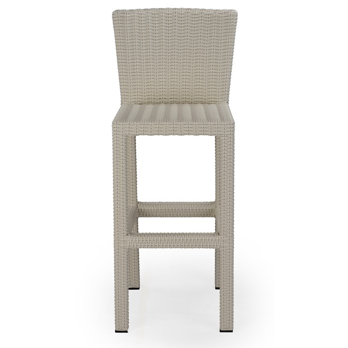 Wicker Bar Stool Chairs