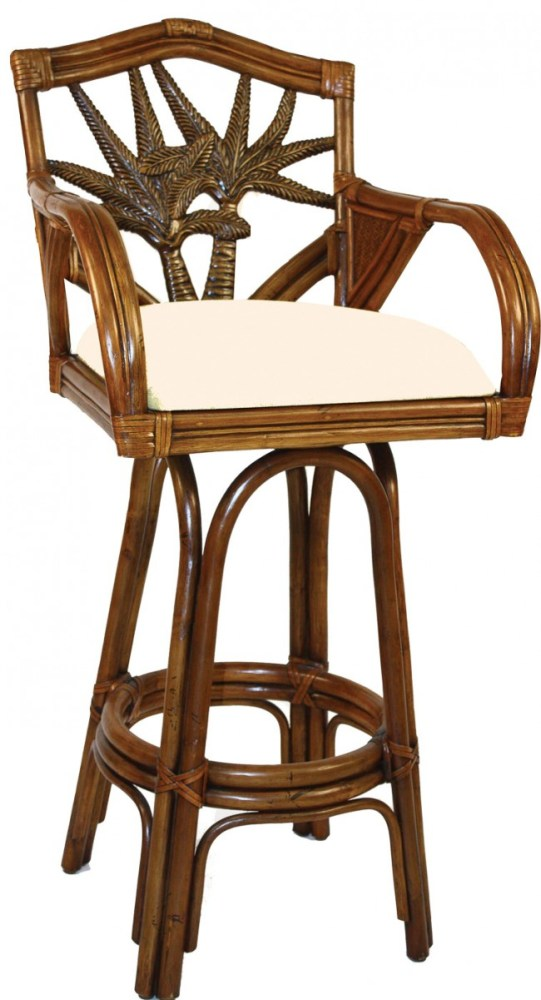Wicker Bar Stool Cushions