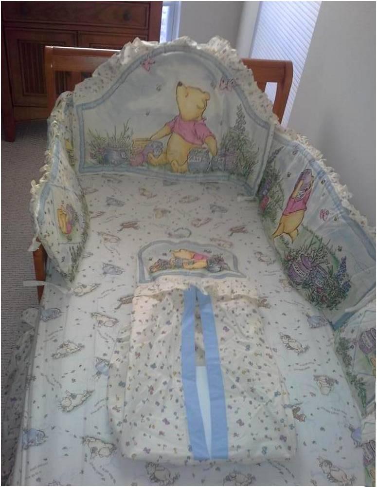 Winnie The Pooh Toddler Bedding Set