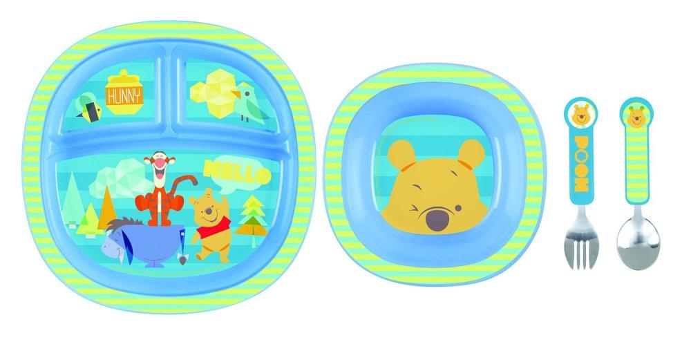 Winnie The Pooh Toddler Set