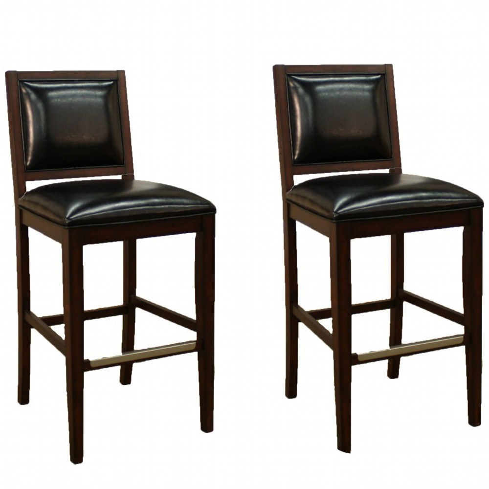 Wood Bar Stools Counter Height