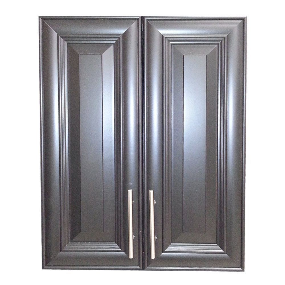 Wood Door Recessed Medicine Cabinets