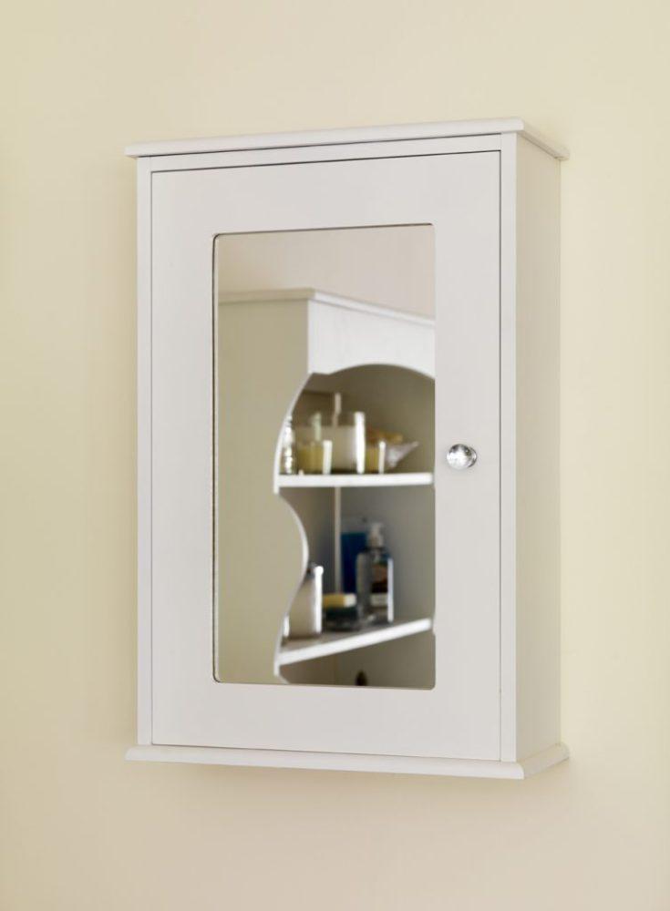 Wood Medicine Cabinet Home Depot