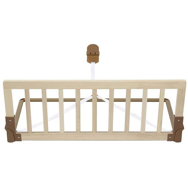 Wood Toddler Bed Rail
