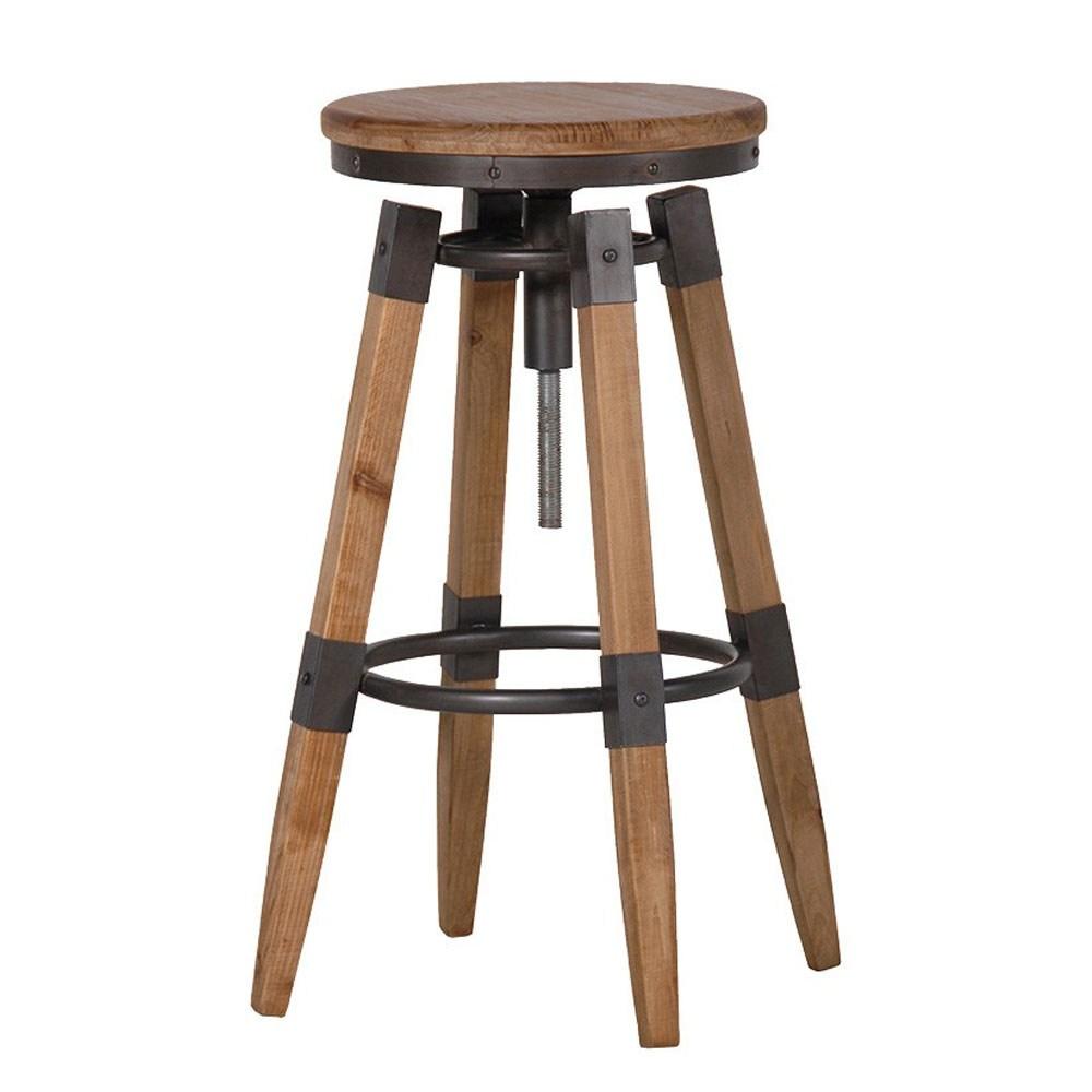 Wood Vs Metal Bar Stools