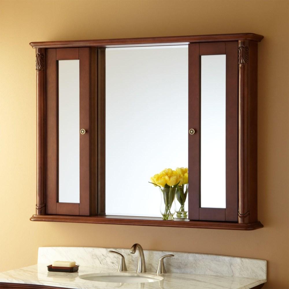 Wood Wall Medicine Cabinets