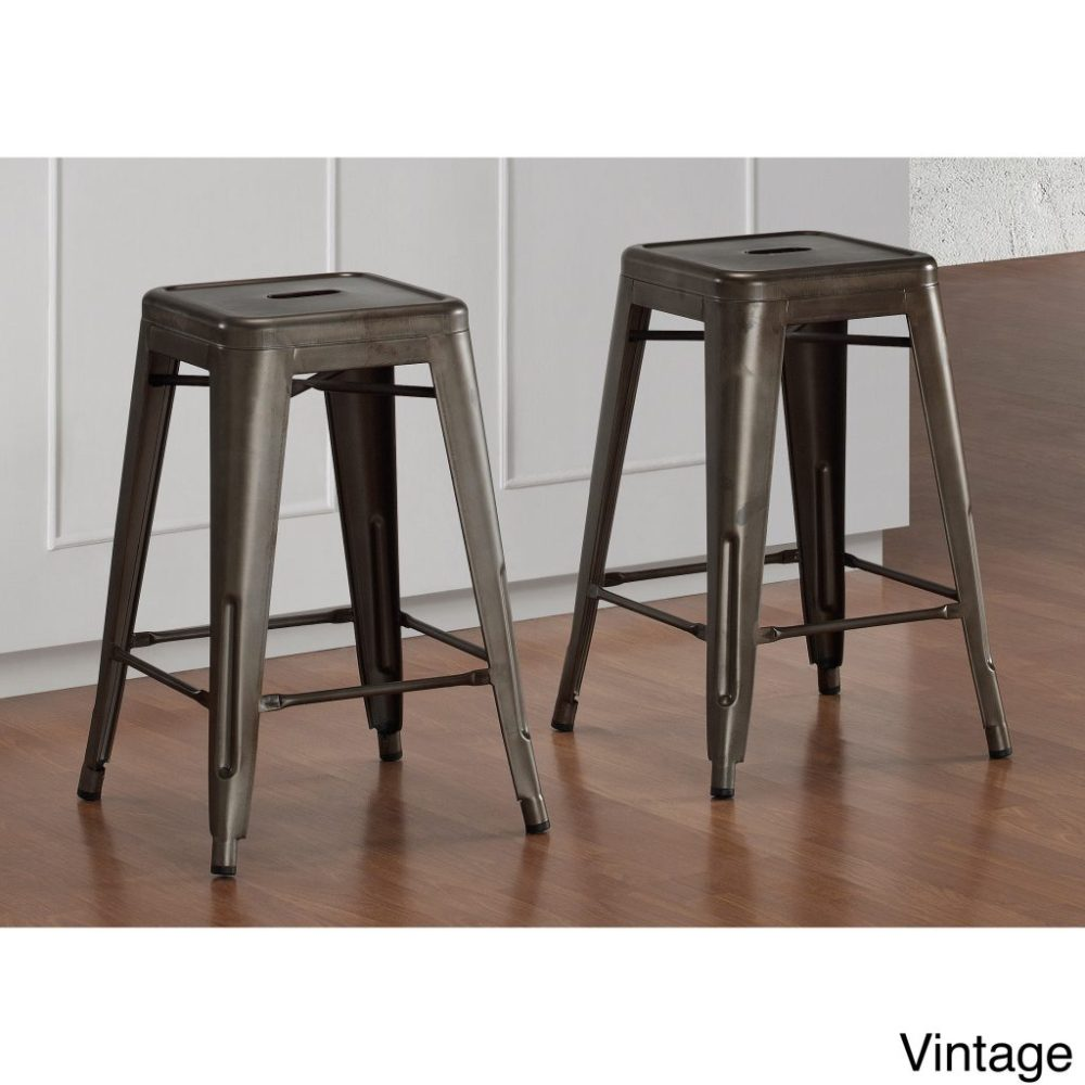 Wooden Bar Stools Overstock