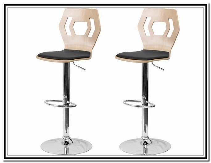 Wooden Bar Stools With Backs Ebay