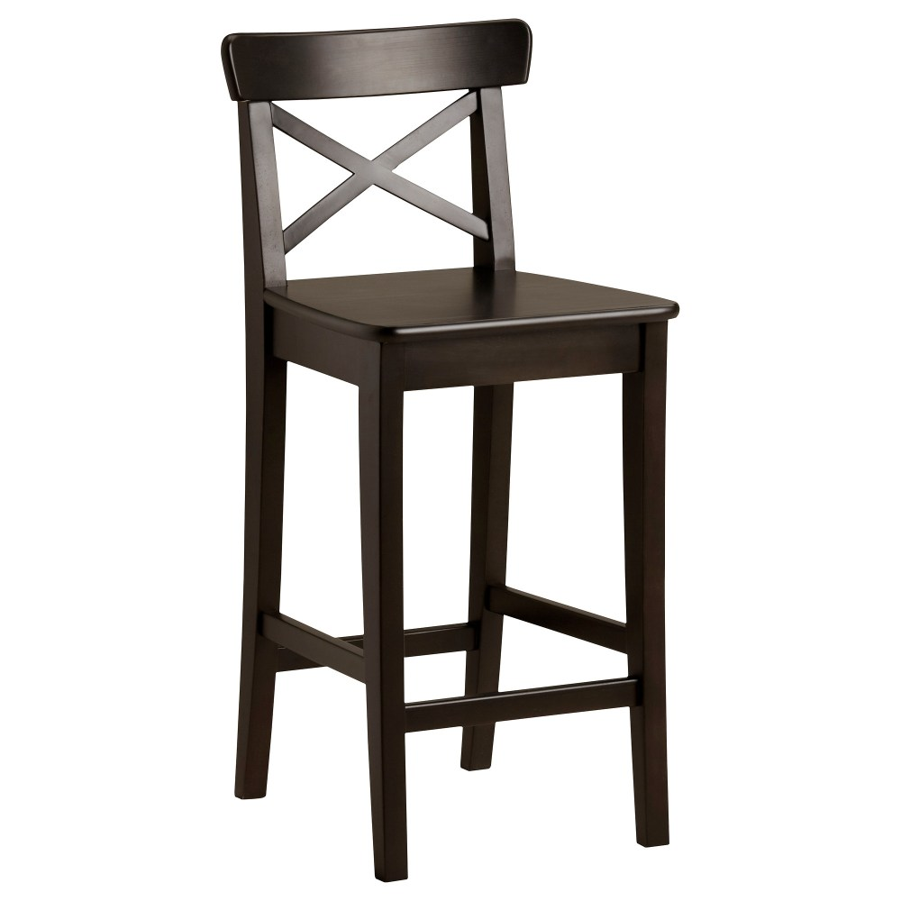 Wooden Breakfast Bar Stools Ikea