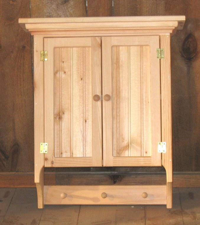 Wooden Medicine Cabinets
