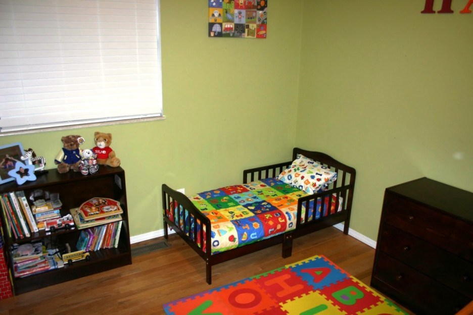 Wooden Toddler Bed Frame