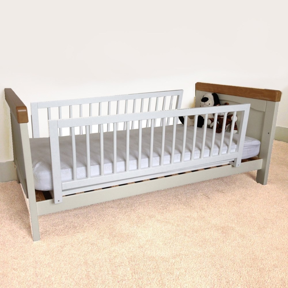 Wooden Toddler Bed Rails