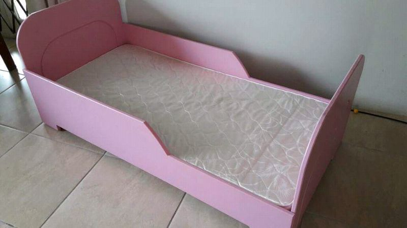Wooden Toddler Bed South Africa