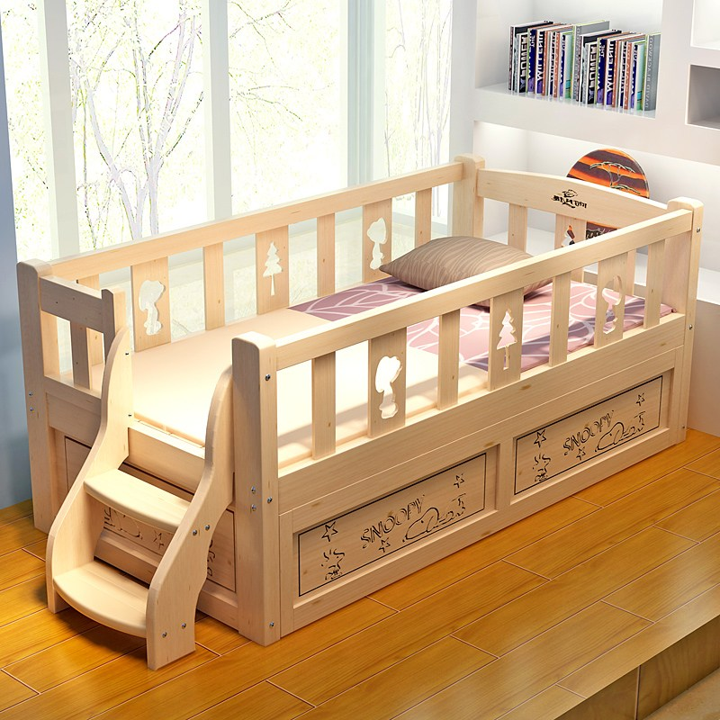 Wooden Toddler Beds