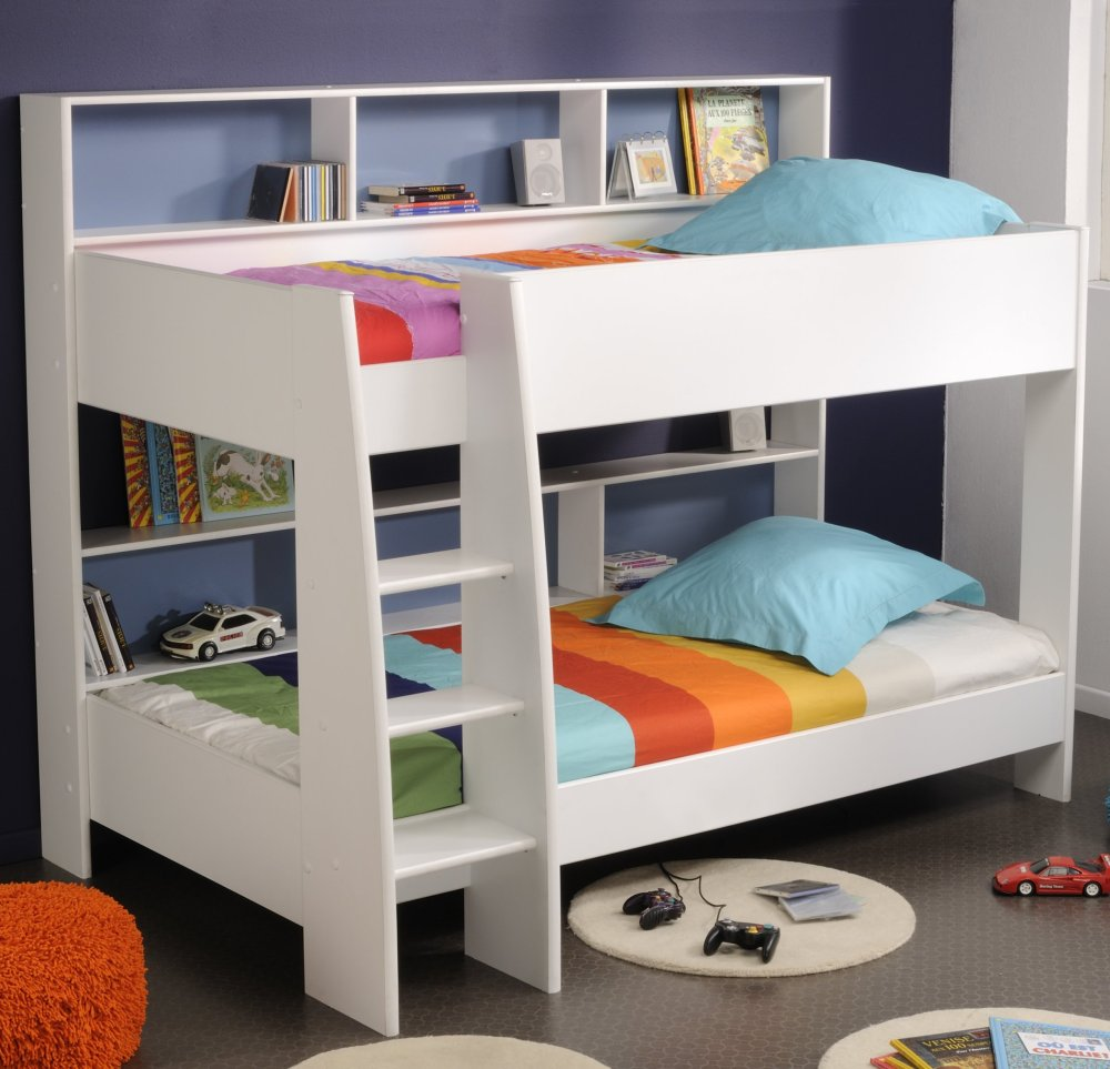 Wooden Toddler Bunk Beds