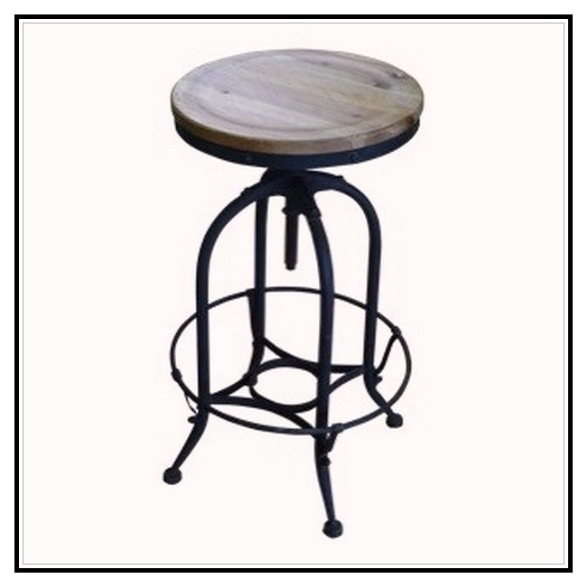Wrought Iron Bar Stools 24 Inch