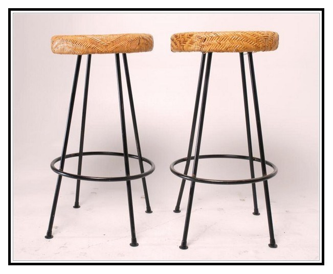 Wrought Iron Bar Stools Australia