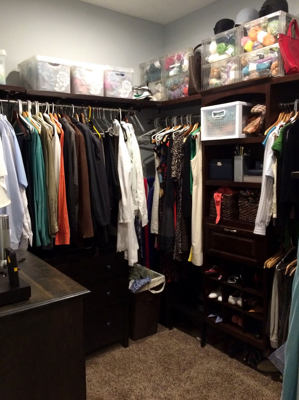 Allen And Roth Closet Kit