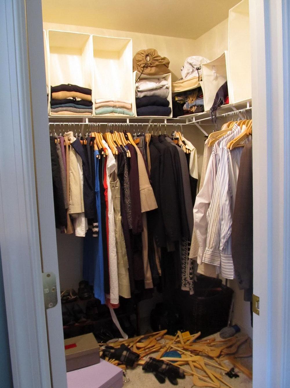 Allen And Roth Closet Shelf