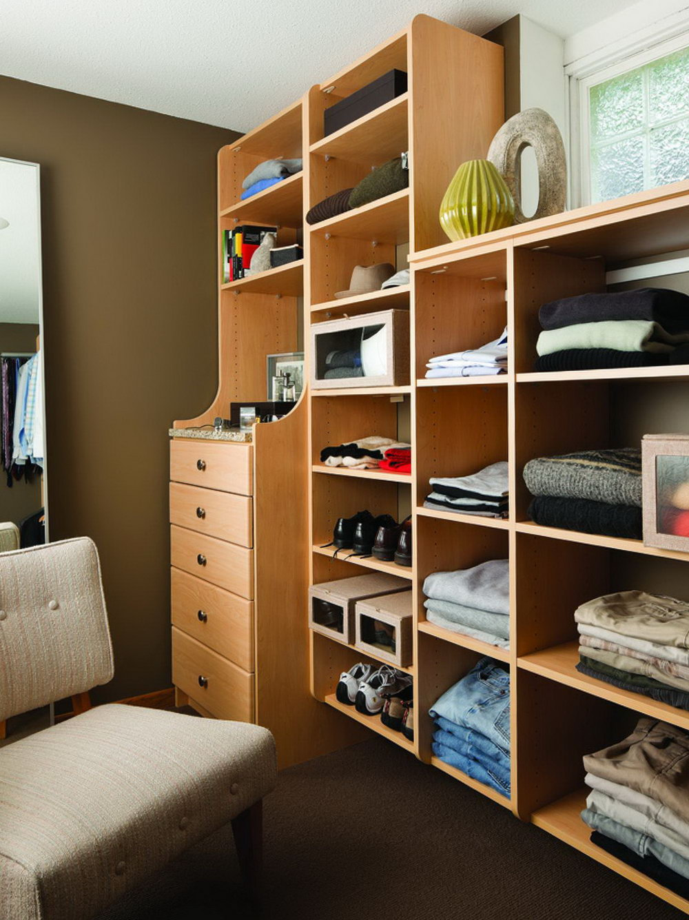 Basement Storage Closet Ideas