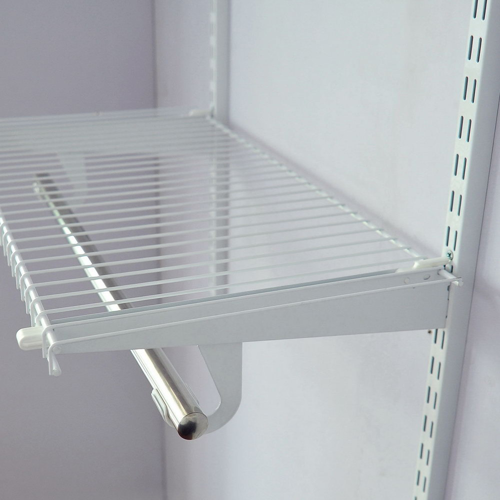 Wire Shelving For Closet