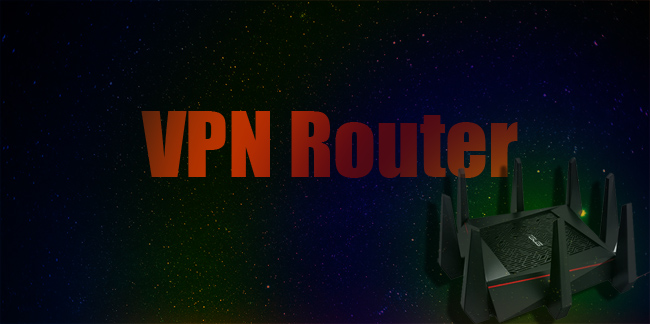 A great solution for you-VPN Router
