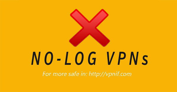 About No Log VPN