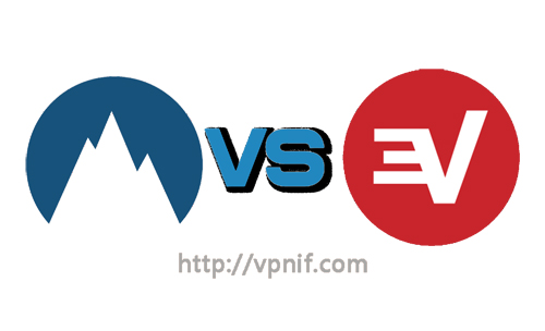 Comparison of NordVPN and ExpressVPN