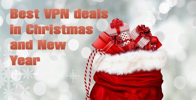 the best VPN deals in Christmas and New Year