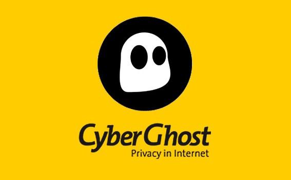 cyberghost vpn logo from vpnif