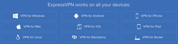 devices of china expressvpn