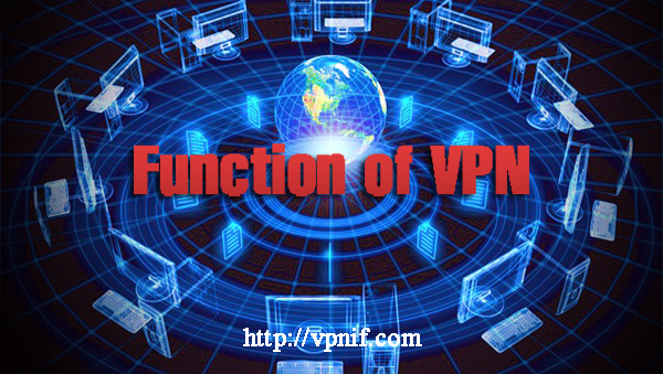 function of VPNs