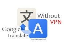 google translate vpn
