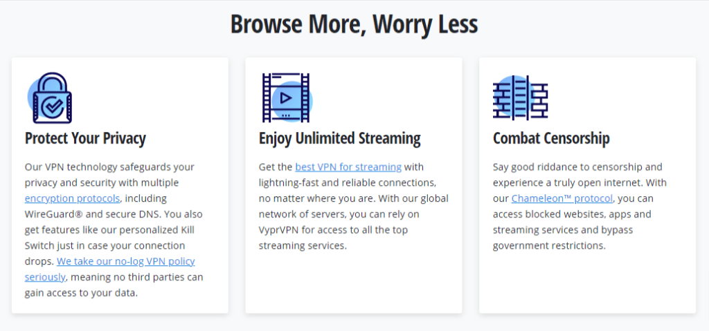 Browse More Worry Less