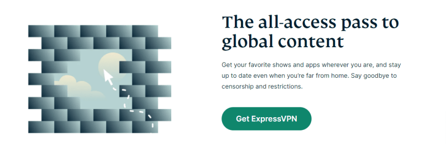 The all-access pass to global content